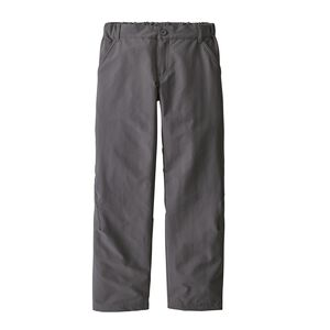 Boys' Sunrise Trail Pants, Forge Grey (FGE)