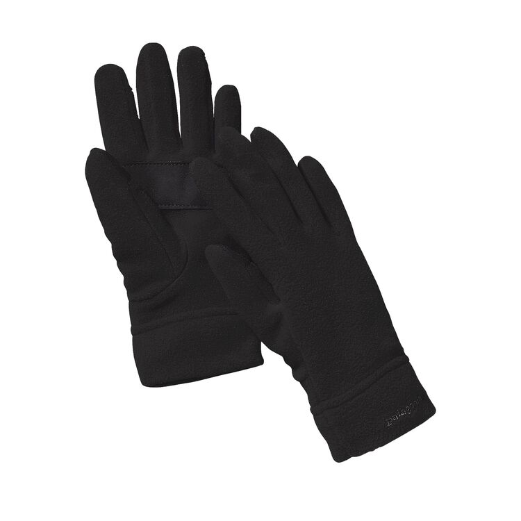 W'S MICRO D GLOVES, Black (BLK)