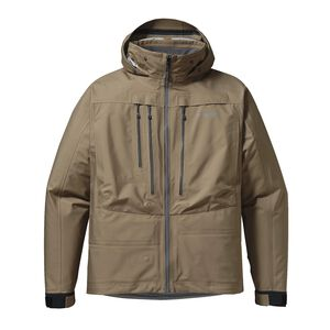 M's River Salt Jacket, Ash Tan (ASHT)
