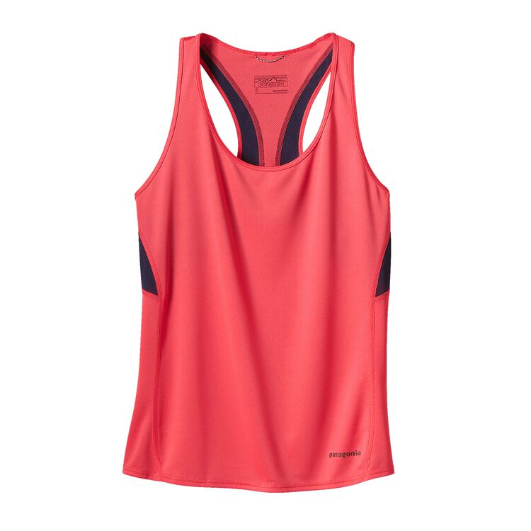 W'S FORE RUNNER TANK, Shock Pink (SHKP)