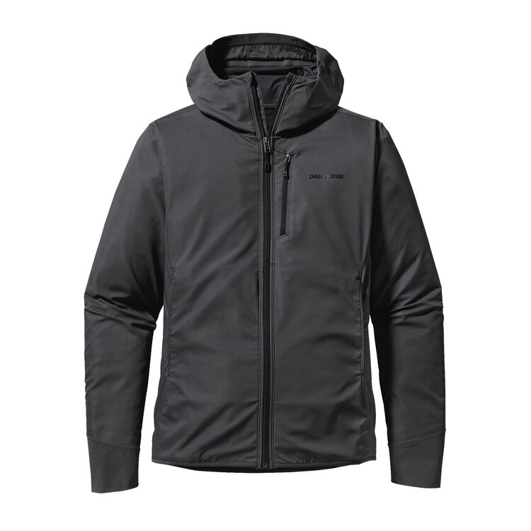 M'S LEVITATION HOODY, Forge Grey (FGE)