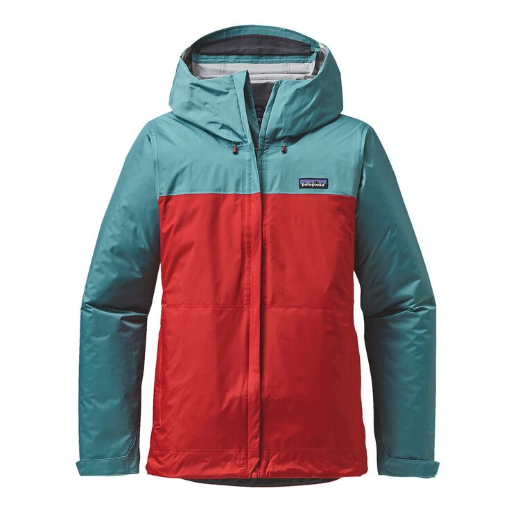 W'S TORRENTSHELL JKT, French Red (FRR)