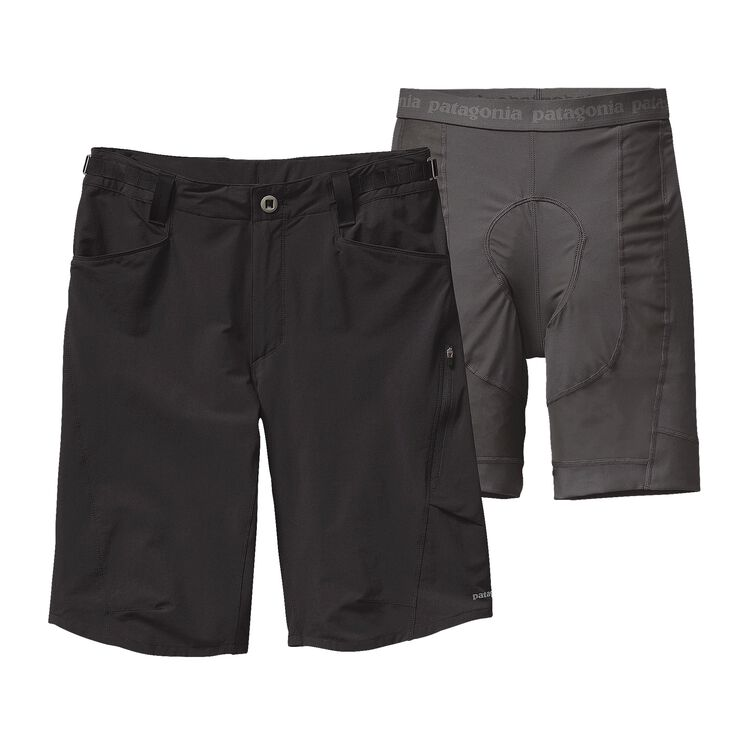 M'S DIRT CRAFT BIKE SHORTS, Black (BLK)