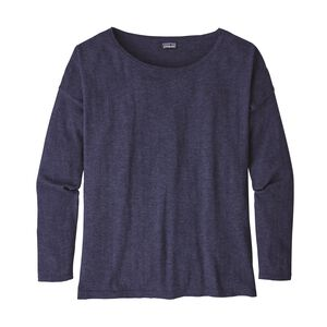 W's Low Tide Sweater, Navy Blue (NVYB)