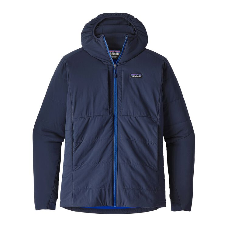 M'S NANO-AIR HOODY, Navy Blue (NVYB)