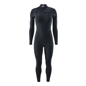 W's R1® Yulex™ Front-Zip Full Suit, Black (BLK)