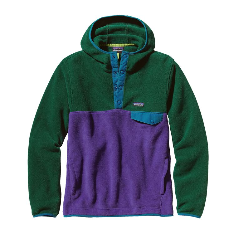 M'S SYNCH SNAP-T HOODY, Concord Purple (CNCP)