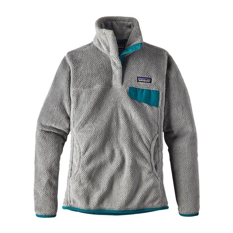ウィメンズ・リツール・スナップT・プルオーバー, Tailored Grey - Nickel X-Dye w/Elwha Blue (TXEW)