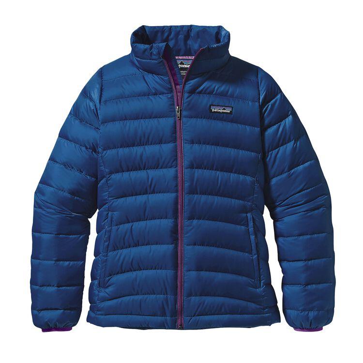 ガールズ・ダウン・セーター, Superior Blue (SPRB)
