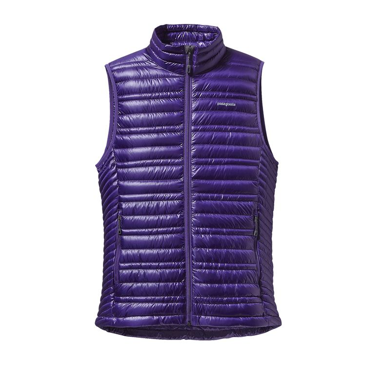 W'S ULTRALIGHT DOWN VEST, Concord Purple (CNCP)
