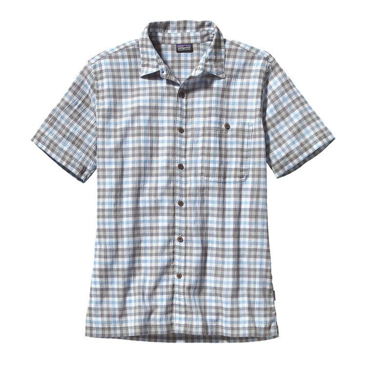 メンズ・A/Cシャツ, McWay: Skipper Blue (MSIB)