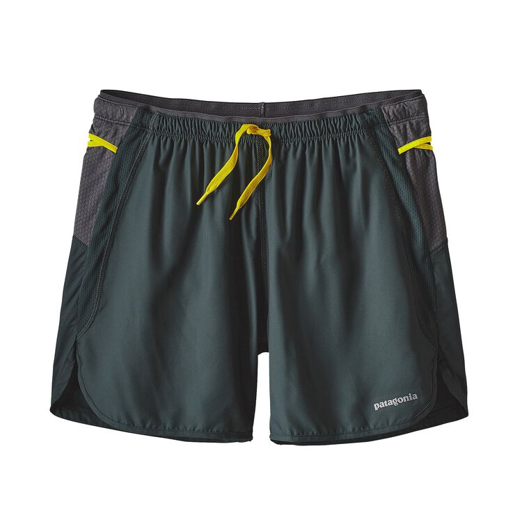 M'S STRIDER PRO SHORTS - 5 IN., Carbon (CAN)