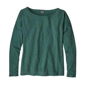 W's Low Tide Sweater, Pesto (PST)