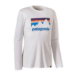 メンズ・ロングスリーブ・キャプリーン・デイリー・グラフィッック・Tシャツ, Shop Sticker: White (STWI)