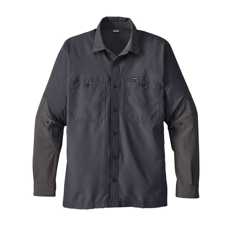 M'S LIGHTWEIGHT FIELD SHIRT, Smolder Blue (SMDB)
