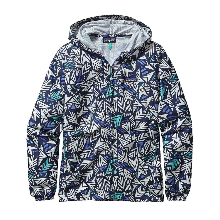 W'S LIGHT AND VARIABLE HOODY, Quiver & Quill Grande: Navy Blue (QQNB)