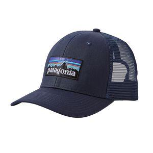 P-6 Trucker Hat, Navy Blue w/Navy Blue (NVNV)