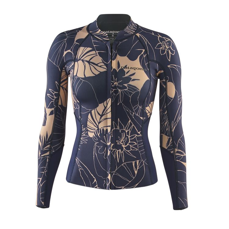 W'S R1 LITE YULEX L/S TOP, Valley Flora: Rosewater (VAFR)