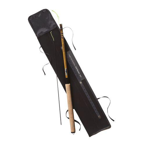 """シンプル・フライフィッシング・テンカラ・フライ・ロッド 10'6""""(320cm), Multi-Color (ZOO-181)"""