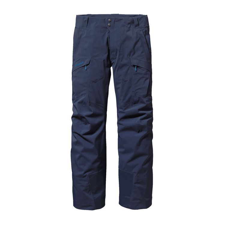 M'S UNTRACKED PANTS, Navy Blue (NVYB)