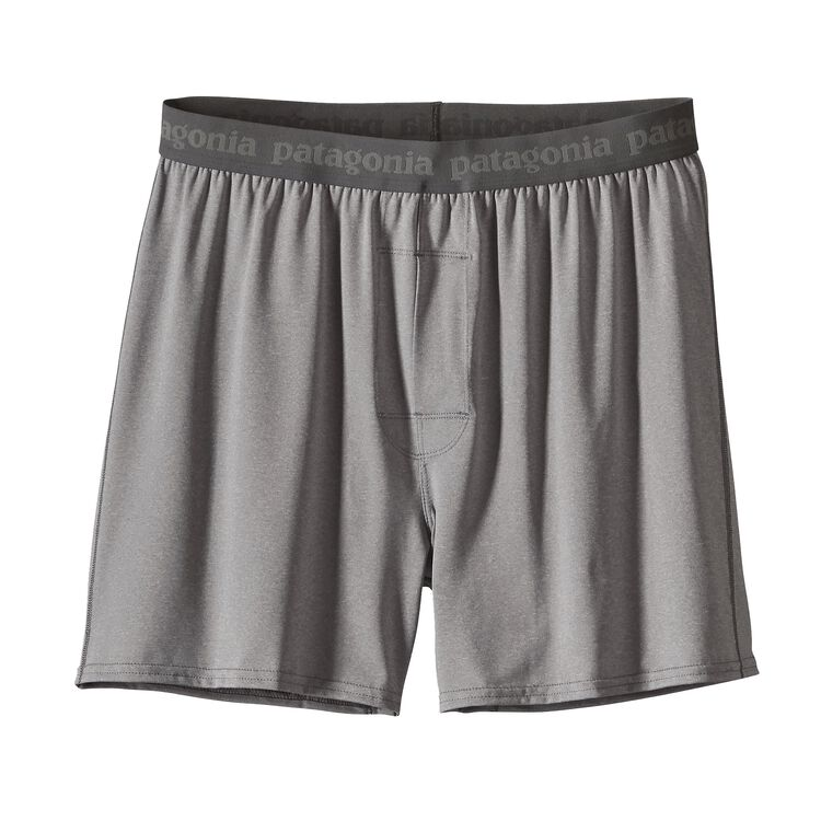 M'S CAP DAILY BOXERS, Feather Grey w/Feather Grey (FTHG)