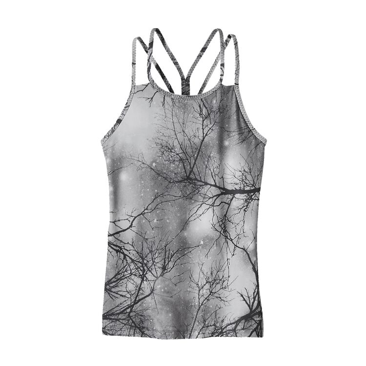 W'S LATTICEBACK TANK, Moontree: Forge Grey (MNFG)