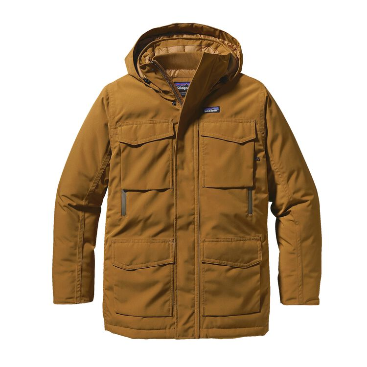 M'S THUNDER CLOUD DOWN PARKA, Tapenade (TPND)