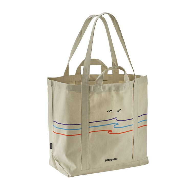 ALL DAY TOTE, Tide Ride: Bleached Stone (TIBS)
