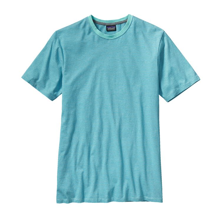 M'S DAILY TEE, Fathom: Howling Turquoise (FMHT)