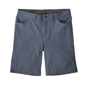 "W's Skyline Traveler Shorts - 8"", Dolomite Blue (DLMB)"