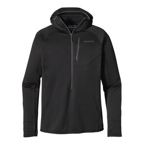 M's R1® Fleece Hoody, Black (BLK)