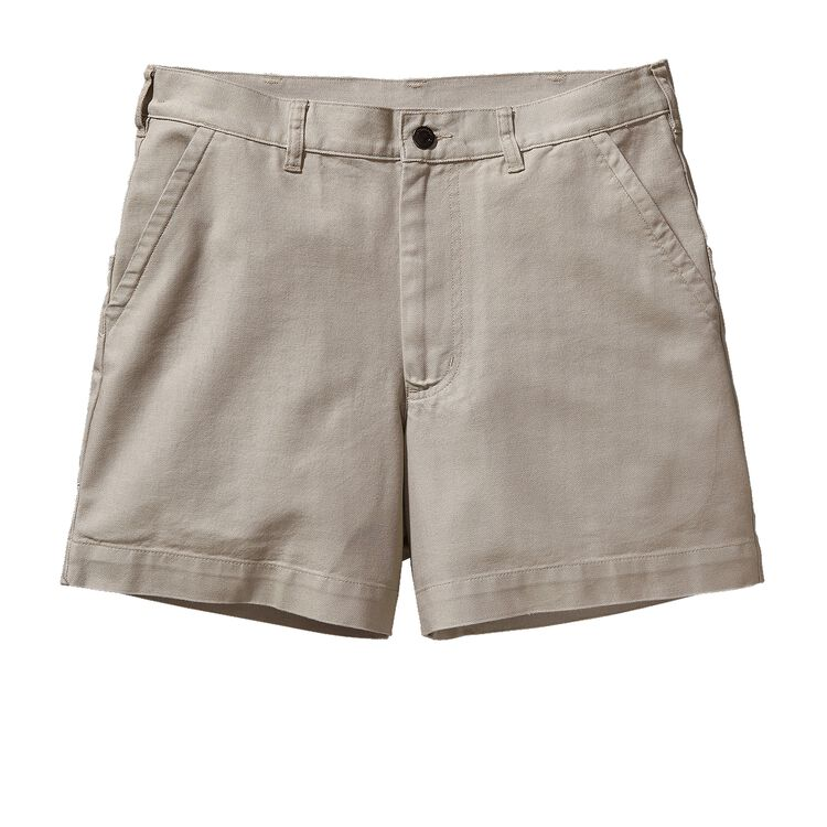 M'S STAND UP SHORTS - 5 IN., Stone (STN-275)