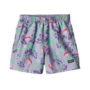 "Baby Baggies™ Shorts - 2"", Garibaldi Tropics: Petoskey Purple (GTPR)"