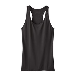 W'S SLOPE RUNNER TANK, Black (BLK)