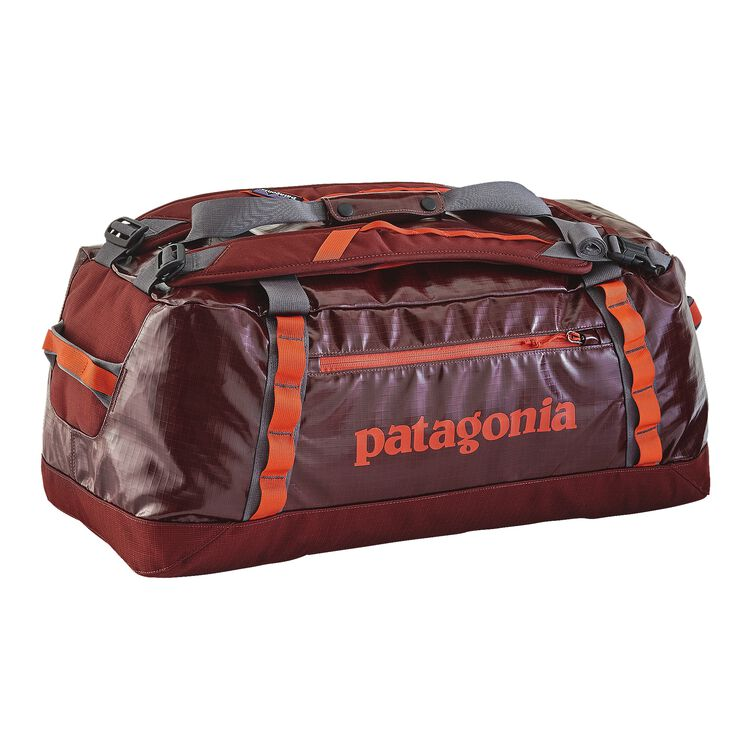 BLACK HOLE DUFFEL 60L, Cinder Red (CDRR)