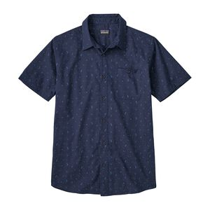 M's Go To Shirt, Rockwall: Classic Navy (ROCC)