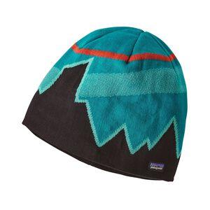 Beanie Hat, Geomagnetic: Elwha Blue (GMGE)