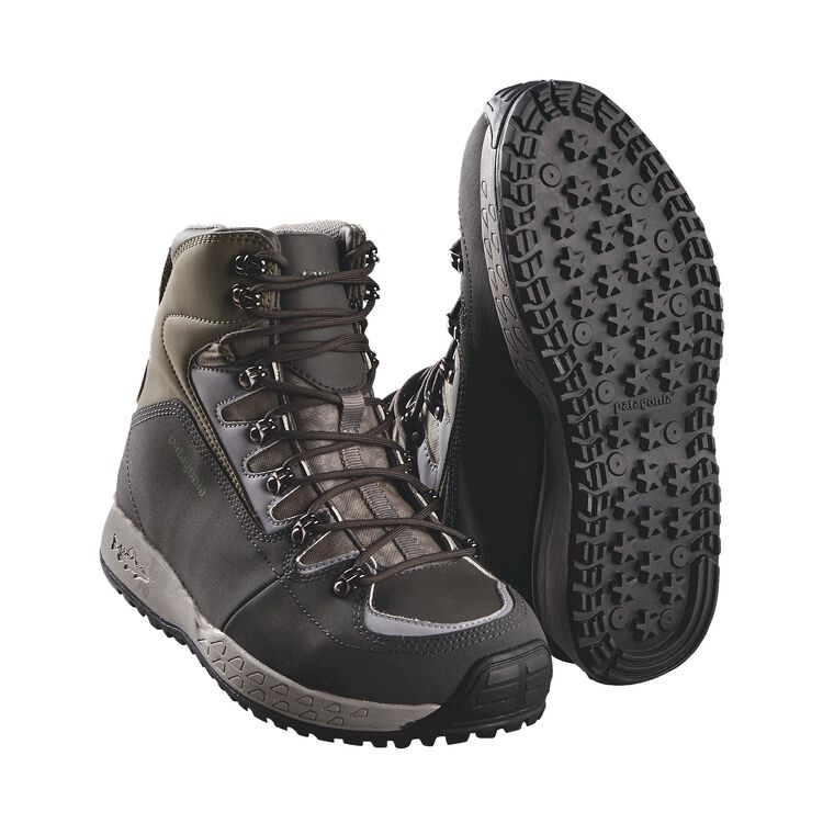 ULTRALIGHT WADING BOOTS - STICKY, Forge Grey (FGE)