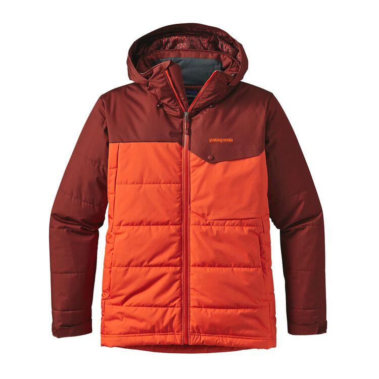 メンズ・ルビコン・ジャケット, Cusco Orange (CUSO)
