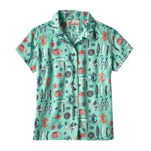 W's Lightweight Pataloha™ Shirt, Tasty: Galah Green (TYGG)