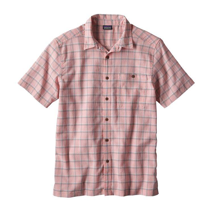 メンズ・A/Cシャツ, Adrift: Feather Pink (ADFP)