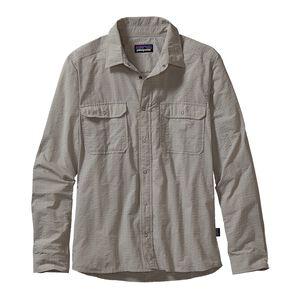 メンズ・ロングスリーブ・エル・レイ・シャツ, Owens: Tailored Grey (OTLG)