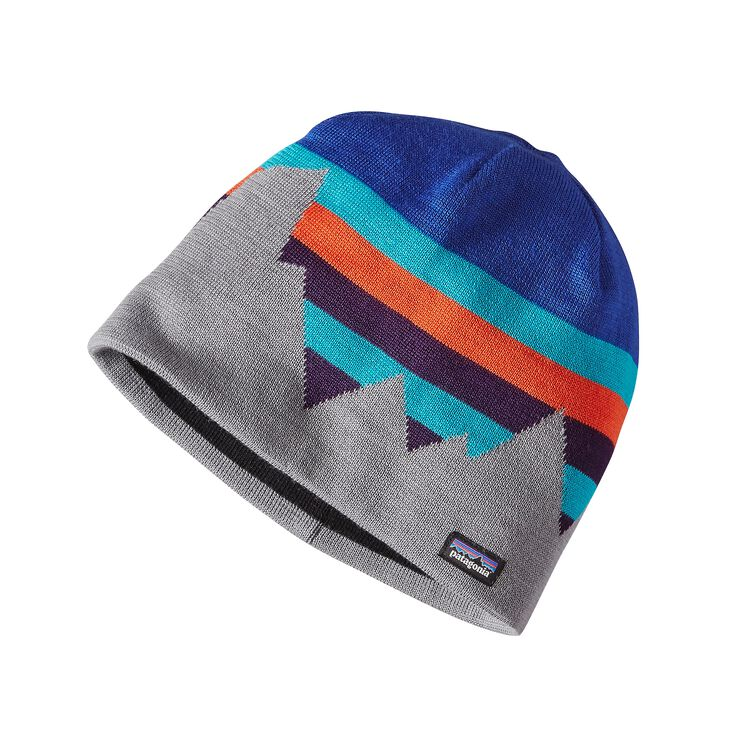 BEANIE HAT, Fitz Formation: Harvest Moon Blue (FFHM)