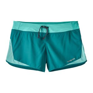 "W's Strider Running Shorts - 3"", Elwha Blue (ELWB)"