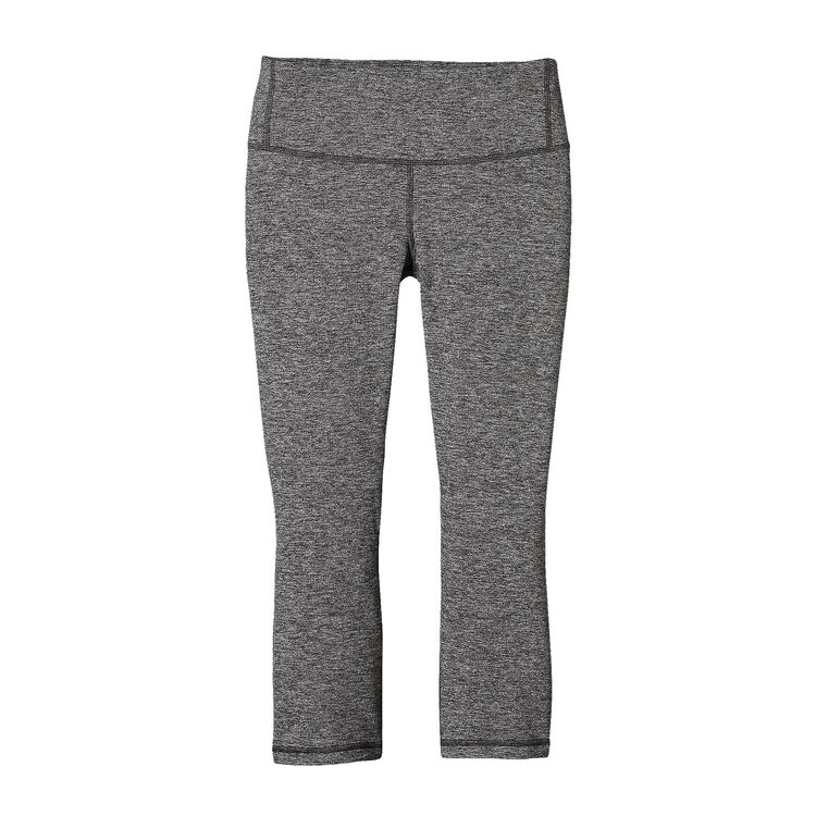 W'S CENTERED CROPS, Forge Grey (FGE)
