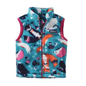 BABY SYNCH VEST, Festival Fox: Epic Blue (FFEB)