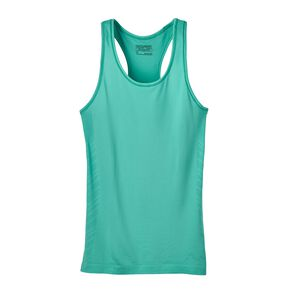 W's Slope Runner Tank Top, Strait Blue (STRB)