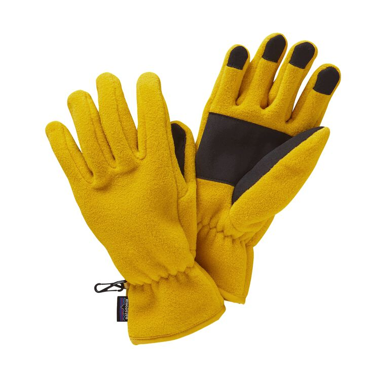 SYNCH GLOVES, Sulphur Yellow (SULY)