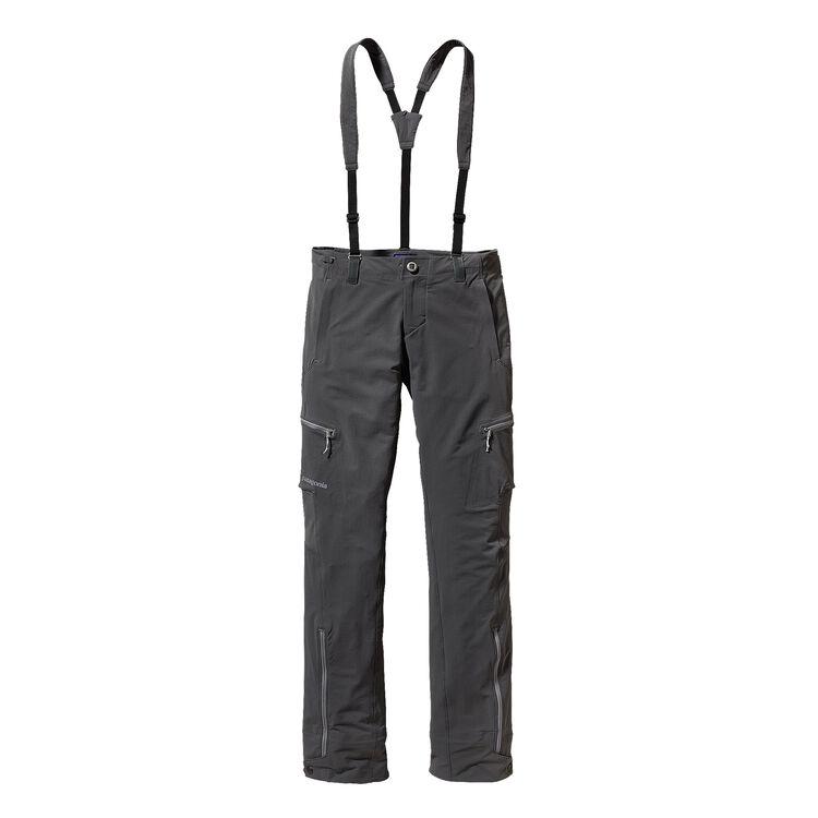 W'S DUAL POINT ALPINE PANTS, Forge Grey (FGE)