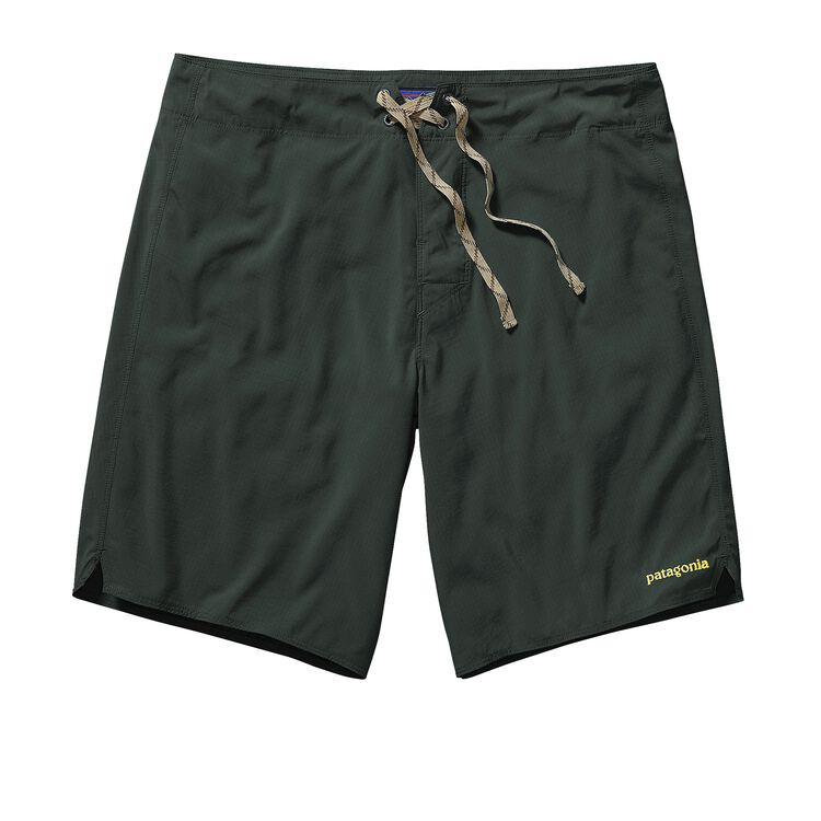 M'S LIGHT AND VARIABLE BOARD SHORTS - 18, Carbon (CAN)